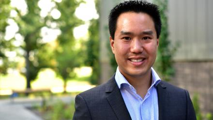 Forum convenor, Stephen Tang. Image; supplied.