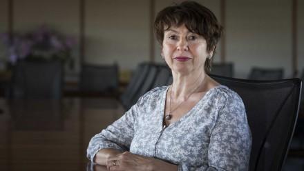 Professor Imelda Whelehan. Photo by Stuart Hay, ANU.