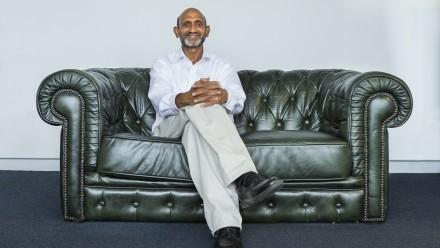 Distinguished Professor Chennupati Jagadish AC. Photo by Stuart Hay.