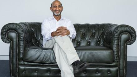 Professor Chennupati Jagadish AC. Image: Stuart Hay, ANU