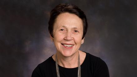 Professor Joan Beaumont says the Anzac legend needs to change. Image: Stuart Hay, ANU.
