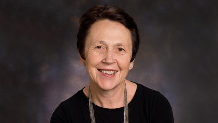 Professor Joan Beaumont. Image: Stuart Hay.