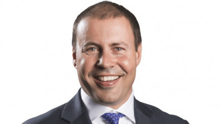 The Hon Josh Frydenberg MP.