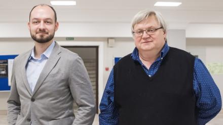 ANU researchers Kirill Koshelev and Professor Yuri Kivshar