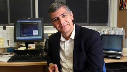 Professor Mike Kyrios. Image: ANU.