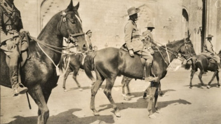 The Light Horse. Image: Australian War Memorial / Phillip Schuler