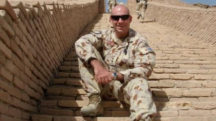 Picture of Major Matthew Carr