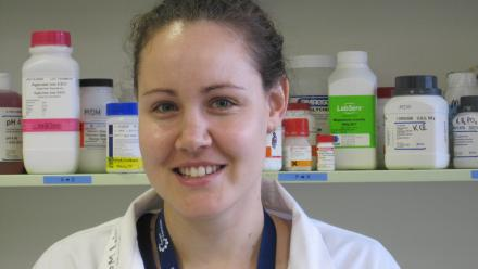 Dr Natalie Spillman. Image: Alex Maier.
