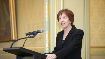 Emerita Professor Mary O'Kane