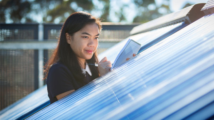 The University is committed to driving energy efficiency and sustainability performance in its projects and across its existing Acton Campus assets.