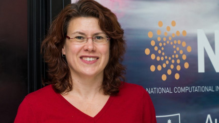 Associate Professor Megan O'Mara is using Australia's most powerful supercomputer to see how the coronavirus exploits receptors to invade our cells.