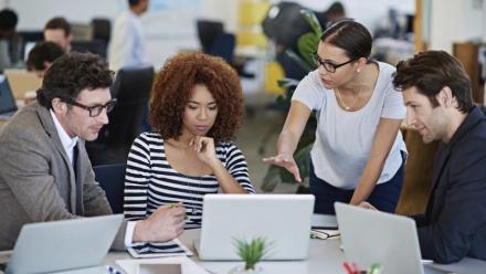 Mentoring program image