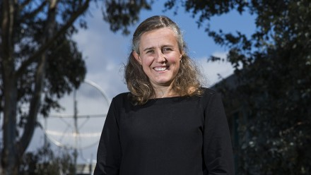 Professor Naomi McClure-Griffiths. Image Stuart Hay, ANU