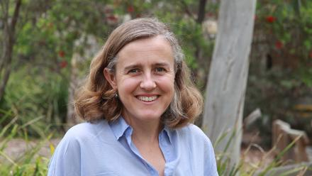 Professor Naomi McClure-Griffiths has joined the Research School of Astronomy and Astrophysics. Image: supplied.