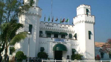 The New Bilibid Prison in the Philippines.