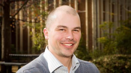 Associate Professor David Nisbet