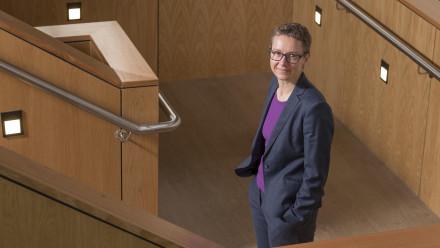 Professor Elanor Huntington. Image credit: ANU