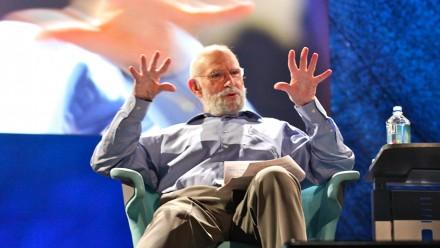 Oliver Sacks. Photo by Steve Jurvetson on flickr.