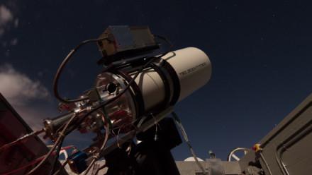 Palomar Gattini-IR telescope. Image credit: Palomar Gattini-IR team