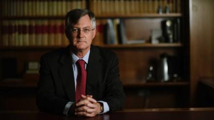 ANU alum Dr Martin Parkinson