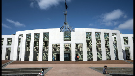 Australian Federal Parliament House