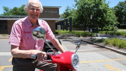 Professor Peter Bailey