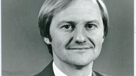 Peter Drysdale AO circa 1970s