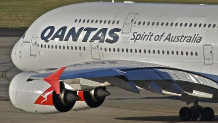 Qantas plane. Image by Aero Icarus on flickr.