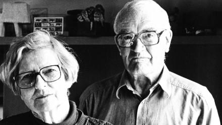 Rosalie and Ben Gascoigne