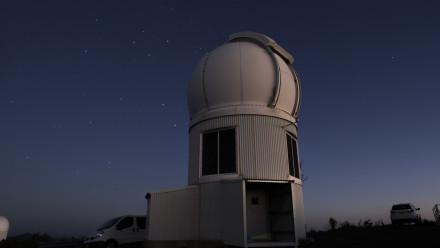 Skymapper telescope, ANU Siding Spring Observatory. Image: Stuart Hay, ANU.