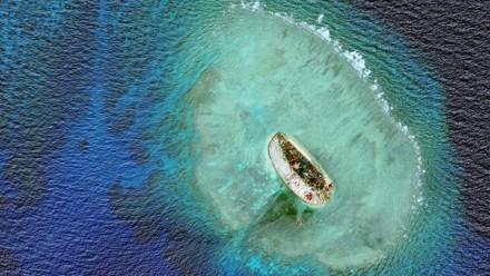 Image credit: CSIS Asia Maritime Transparency Initiative / DigitalGlobe