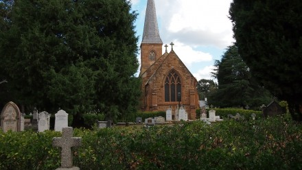 St John's Anglican Church in Canberra.