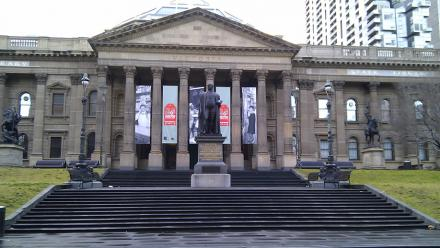 The State Library of Victoria. Photo by Alpha on flickr.