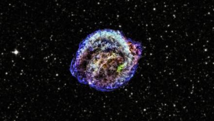 Supernovae by NASA's Marshall Space Flight Center on flickr.