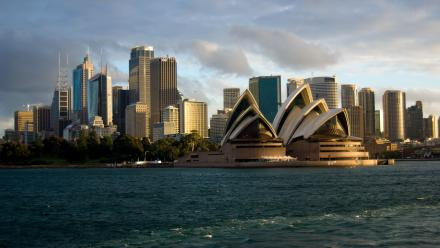 The city of Sydney. Photo by Corey Leopold on flickr.