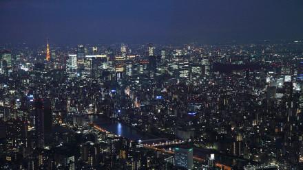 Tokyo. Image credit: JD, Flickr