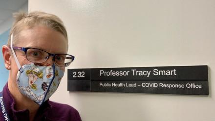 Professor Tracy Smart AO, Public Health Lead – COVID Response Office
