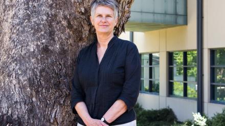 Professor Helen Ennis. Image: Aaron Walker