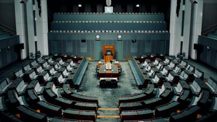 The House of Representatives at Parliament House. Photo: Aditya Joshi/Unsplash