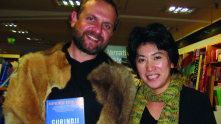 Glen Stasuik and Yuki Sim