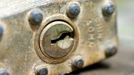 Padlock. Image courtesy Isaac Wedin on flickr.