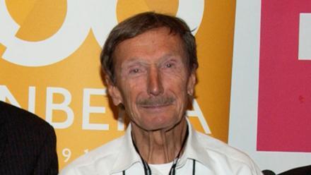 Emeritus Professor Rolf Zinkernagel