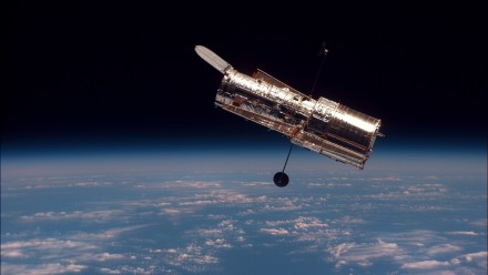 The data used Hubble Space Telescope data. Image NASA