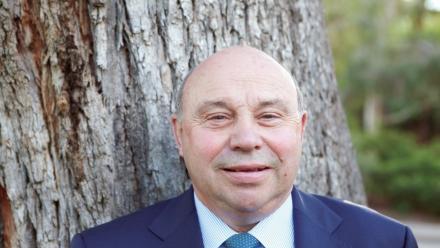Tony Hartnell AM