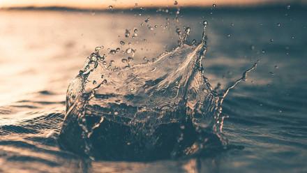 Water. Photo by Alex Perez, UnSplash.com