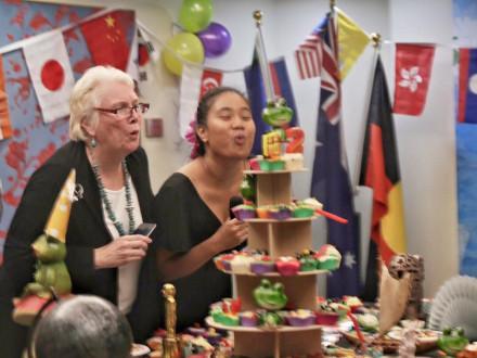 Friends & Folly's 2016 birthday party