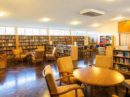 University House common area