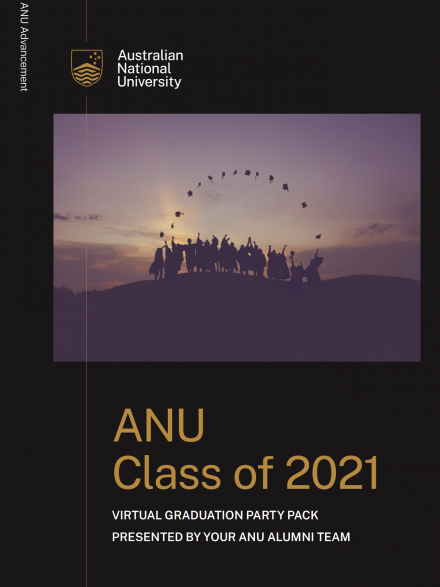 2021 July Grad Party Pack cover
