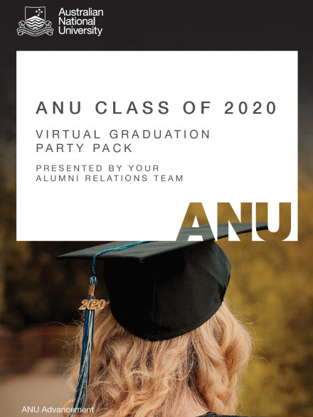2020 July Grad Party Pack cover