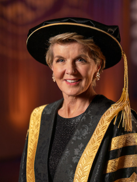 Picture of Hon Julie Bishop
